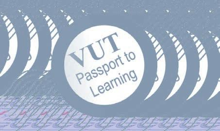 Welcome to Co-operative Education at VUT Vaal University of Technology Vision To be a University that leads in innovative knowledge and quality technology education.