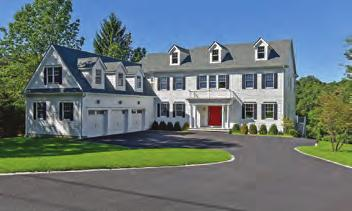 WEB# IA1337409 ARMONK $2,495,000 Gorgeous Colonial on a beautiful Gracious brick Center Hall Colonial