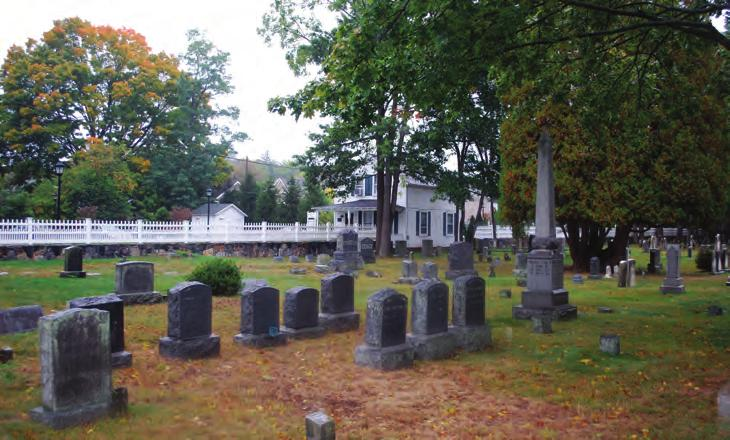 Stephen s Episcopal Church will take visitors back 175 years in time, as the church, which dates back to 1842, holds a dramatized tour of its historic cemetery. The tour, which will be held on Nov.