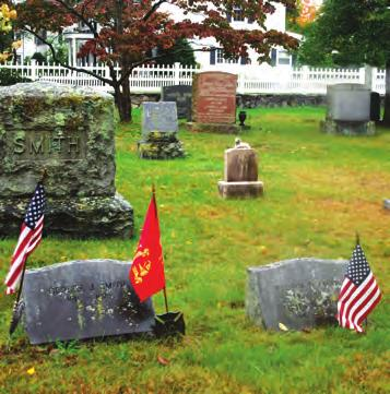military, particularly during the Civil War. Tour-goers will visit the gravesites of two veterans of the Civil War, U.S. Army Private William Freeland and Corp. Albert Ransom.