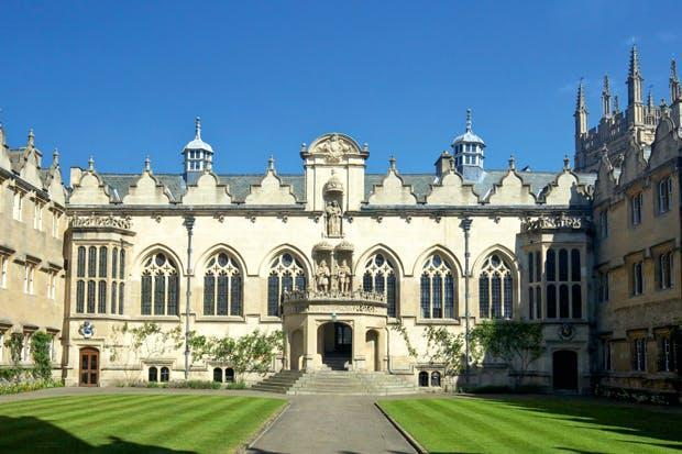 2019 Summer Institute at Oriel College Oxford I.