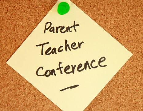 Parent Conferences We will hold Parent Conferences shortly a^er the Beginning of the Year Assessments are completed over the next few weeks.