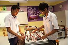Smart Electrical Technology (SET) Aims to equip students with the basic knowledge of electrical circuits and systems and skills in planning and designing a smart home using internet-andphone enabled