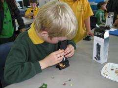 science. The Primary Science Project and Primary Connections developed by Australian Academy of Science has been of great value in raising the profile of science teaching.