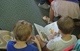 Early Literacy Pre-prep children and their carers have been visiting each Tuesday morning 9:00 9:45am for a story and Library borrowing.