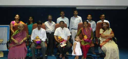 MYSORE CAMPUS Amrita School of Education 9 The Alumni Meet of Amrita School of Education, Mysore was convened on Saturday 14 th February 2015 at Sudhamani Hall.