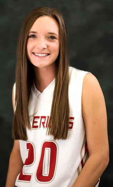 of the week at Northern Oklahoma College Tonkawa. Greg Krause, head coach for the NOC Lady Mavs, made the announcement for the week ending Nov. 13. Nealis, a 5 9 freshman, averaged 20.