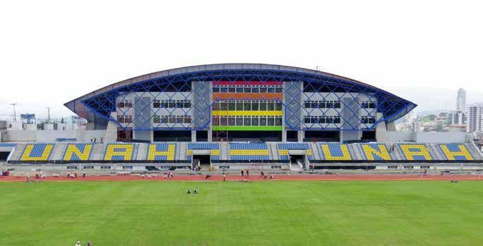 SPORTS University Sports Complex (CDU) The University Sports Complex consists of a sport center developed under the supervision of the Executive Secretariat of Infrastructure Projects Administration