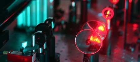 NEW AND EMERGING CAREERS Photonics Technicians - Harnessing Light!