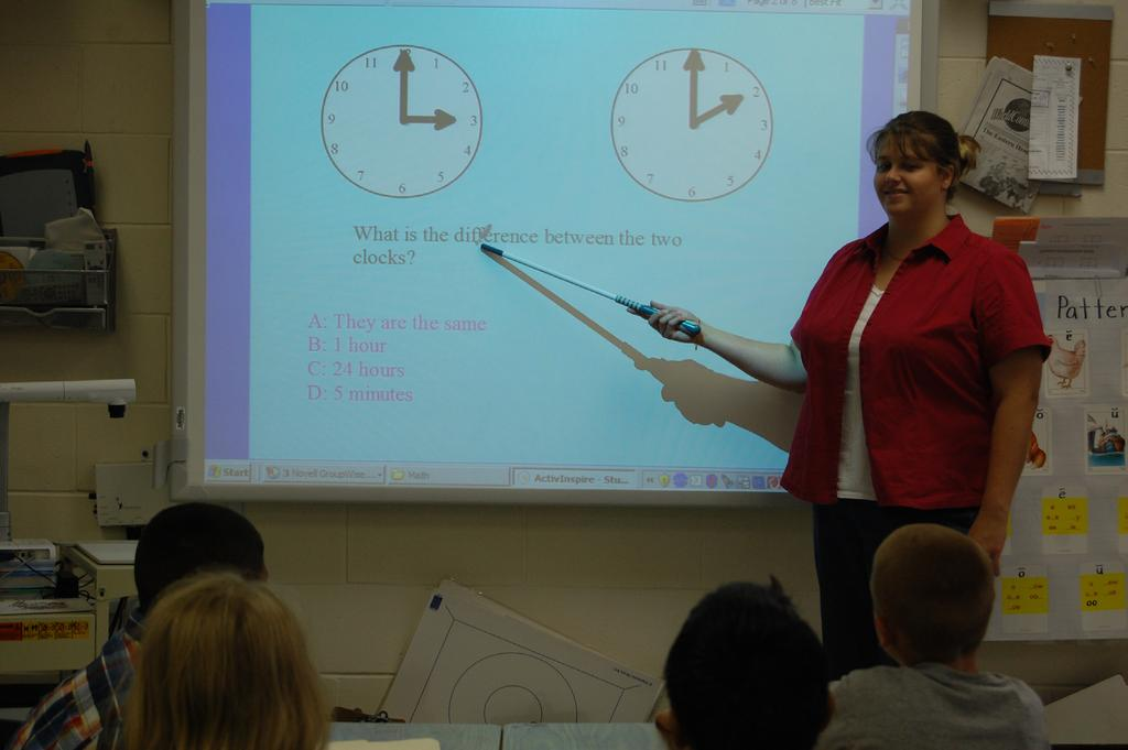 Lesson Plan No 1: Telling Time n SUBJECTS COVERED Math n GRADES Third n OBJECTIVES Students will be able to tell time and understand elapsed time. n SUNSHINE STATE STANDARDS MA.3.G.5.