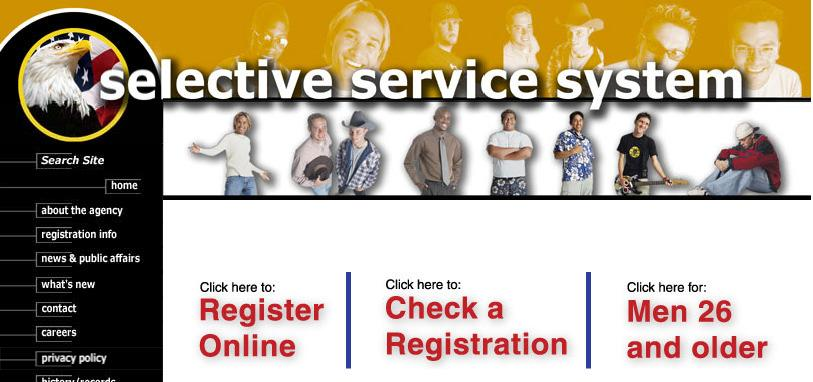 Selective Service www.