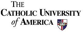 ARTICULATION AGREEMENT between Associate of Sciences in Engineering Technologies and The Catholic University of America School of Engineering Bachelor of Science with Majors in: Biomedical