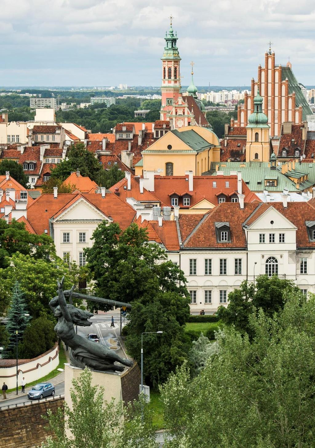WARSAW AN ACADEMIC CITY 1.