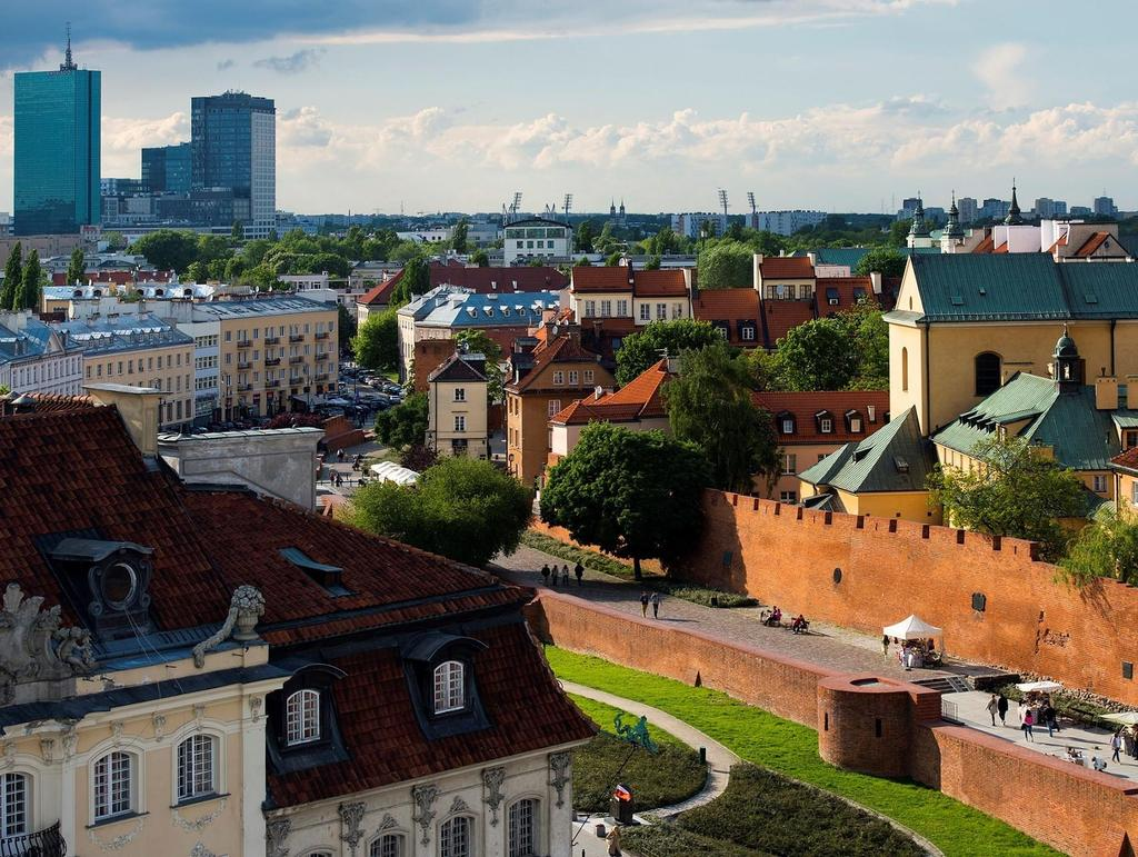 According to QS Best Student Cities 2017 Warsaw took 52 nd place among the best cities in the world.