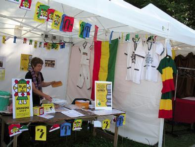 .. 2- We do festival fundraising once a year 3- We