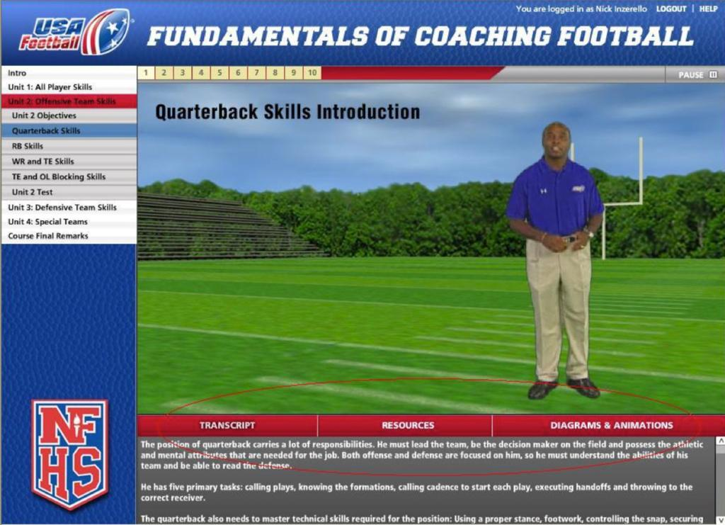 The National Standard In Football Coaching Certification Pdf