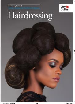 Hairdressing barbering beauty media makeup nail services and artistry will be available soon the new learner journals are designed to help fandeluxe Images
