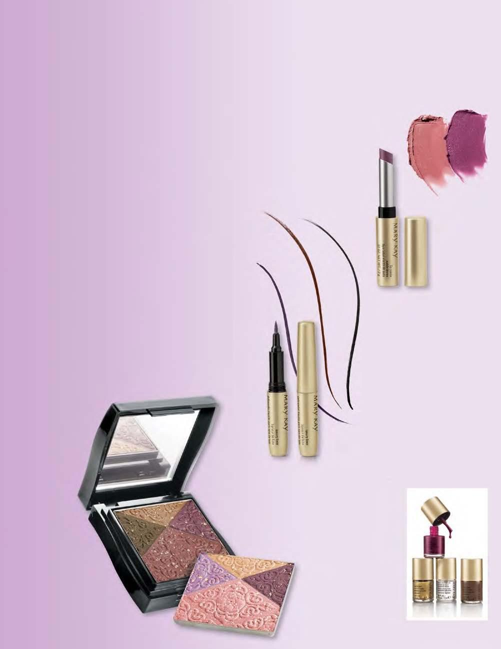 October 2011 Experience Redefined Elegance Take A Look This Rivera Lipstick 30 Alluring Orchid Redefining Season S Hottest Rich That Seems Effortless
