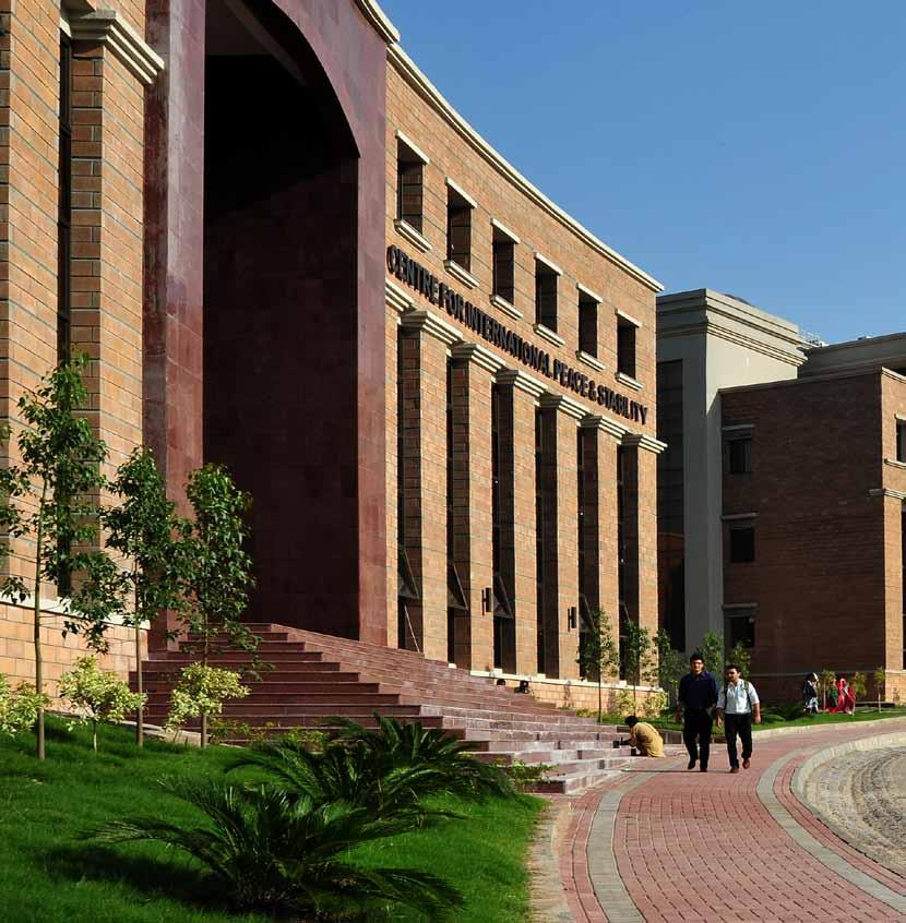 NUST  Business Studies, Social & Natural Sciences and