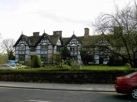 The building is GRADE 1 listed by English Heritage. (Old Hall April 2004) GHOSTS AT THE OLD HALL Room 2 Matthew a man who hanged himself.