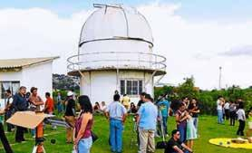 Central American Astronomical Observatory of Suyapa (OACS/UNAH) was formally inaugurated.