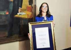 2015 José Cecilio del Valle National Science Award It is an award established by the Government of Honduras on October 11, 1967, along with the National Awards for Art and Literature.